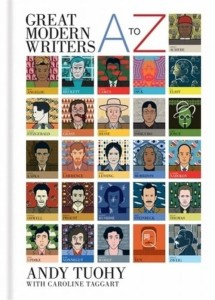 A-Z Great Modern Writers [Taggart Caroline]